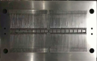 mold for cable tie