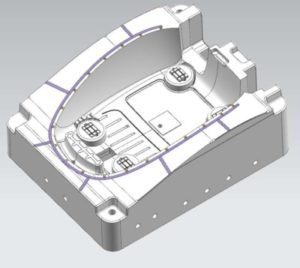 exhaust-system-in-injection-mold