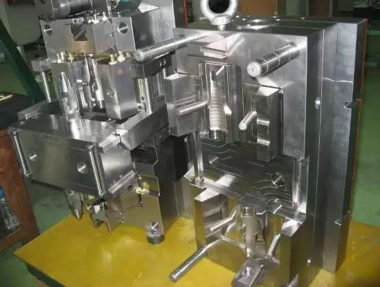 injection-mold